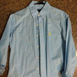 Polo Ralph Lauren casual bottom down shirt